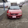 1999 Chrysler Sebring Convertible