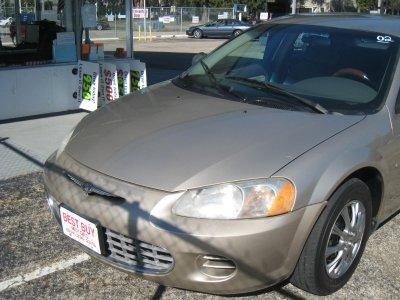2002 Chrysler Sebring Lx Used Cars Columbus Best Buy