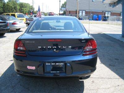 2004 Dodge Stratus Sxt Used Cars Columbus Best Buy