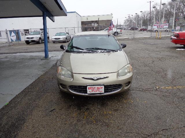 2002 Chrysler Sebring Used Cars Columbus Best Buy