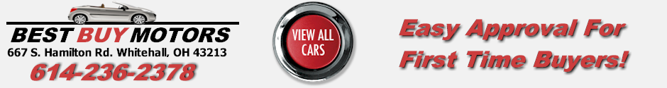 Used Cars Columbus | Best Buy Motors | Columbus | CMH | Ohio